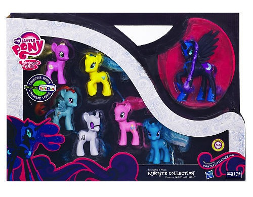 Nightmare Moon Collector Set