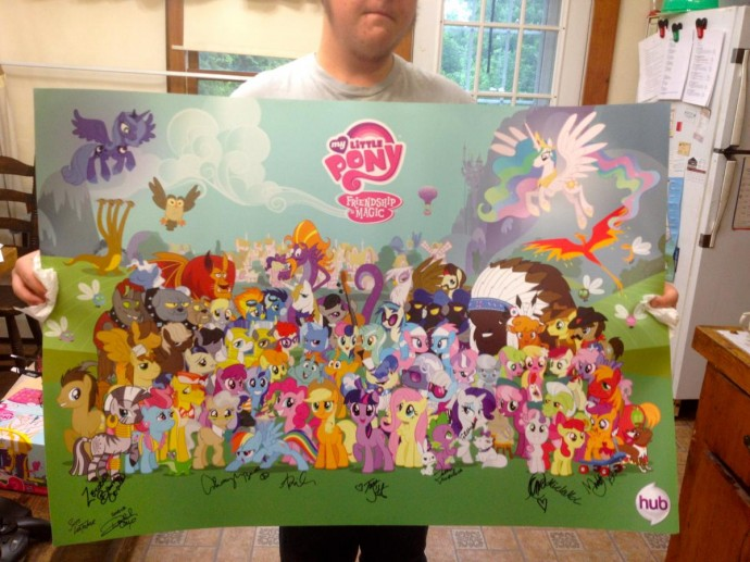 Enter to win this poster