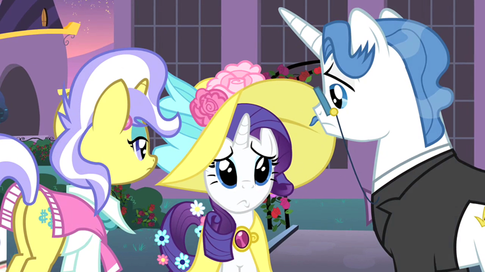 Rarity in the spotlight.