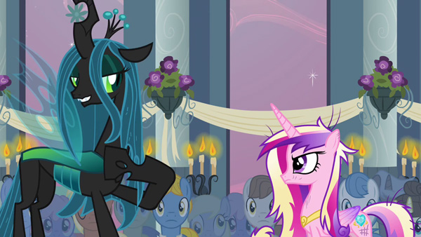 Chrysalis and Cadence