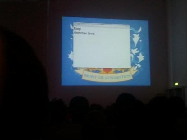 Projector Rejector 2