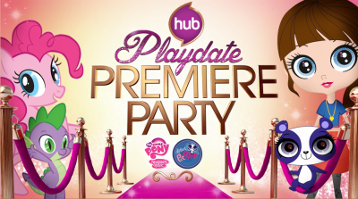 The Hub's Premiere Playdate