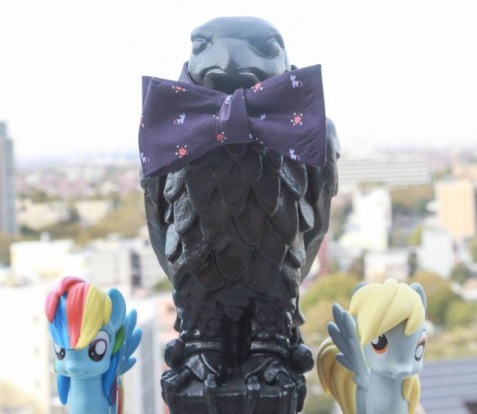 Twilight Sparkle Bow Tie