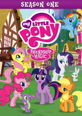 Friendship is Magic Season One Cover
