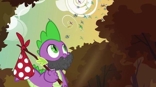 Spike with a Beard